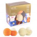 EOS Set balzámů Limitovaná edice Pumpkin Spice + Vanilkový lusk